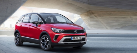 Noul Opel Crossland, disponibil prin EXPOCAR din 2021