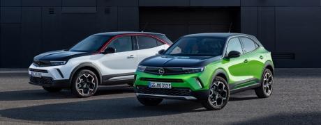 Noul Opel Mokka, disponibil in curand la EXPOCAR!